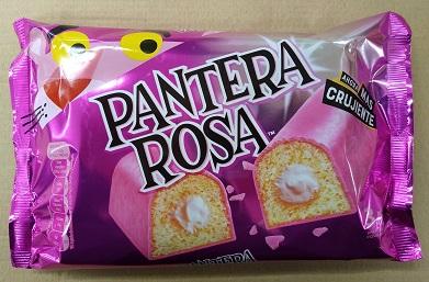 La Pantera Rosa. Pastís